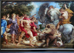 Peter Paul Rubens (rocor) Tags: losangeles gettycenter nortonsimon peterpaulrubens meleager ovidsmetamorphoses calydonianboarhunt homersiliad kingoeneus