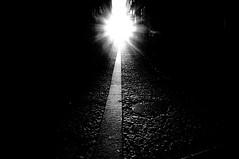 Sun setting in So Bento, Porto, Portugal (Darren Johnson / iDJ Photography) Tags: pictures road camera light sunset shadow blackandwhite bw sun white black portugal darren photography photo nikon photographer image photos johnson images idj bandw whitewhite d5000 nikond5000 idjphotography