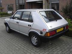 1985 Seat Ronda (harry_nl) Tags: netherlands seat nederland ronda 1985 2012 houten seatronda nj55fx sidecode4