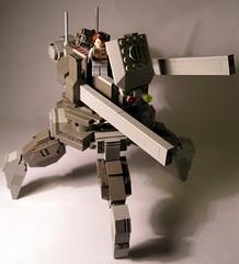 ZODIAC Corp. MLADEn Platform (graybandit2000) Tags: lego mecha legomecha mladenpejic