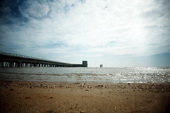 , (Benedetta Falugi) Tags: sea summer film beach analog 22mm autaut benedettafalugi wwwbenedettafalugicom