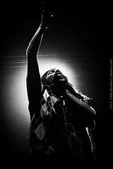 Alboroise (igua_na) Tags: musician music white black blanco canon y negro emilia iguana sing singer reggae siempre aguilera vivo xsi cantante svr alboroise