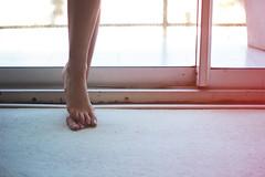 (María Granados) Tags: feet vintage foot 50mm legs adolescente retro teen pies teenager piernas
