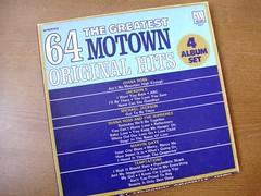 Motown 4 album set