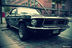 Vintage Mustang (Benjamin von Tilly Kistner) Tags: auto street old urban classic ford 1969 car speed canon vintage germany geotagged photography freedom canal photo 60s automobile power photos muscle strasse parking hamburg sigma ps chrome german 70s oldtimer 1970 mustang 69 expensive 70 powerful canoneos verkehr luxury luxus speicherstadt sportscar kw noble syle hafencity parken freiheit norddeutschland sportwagen stil selten strase klassisch grossstadt geologicalformation beschleunigung sigma175028 sigma1750 luxuris grosstadt canoneos60d eos60d mygearandme dblringexcellence tplringexcellence 1750mmf28exdcoshsm