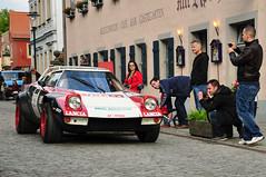 Stratos-phere (reflexer) Tags: auto car speed germany deutschland europa saxony transport racing sachsen legends rennen rallye lancia stratos radebeul altktzschenbroda alltypesoftransport
