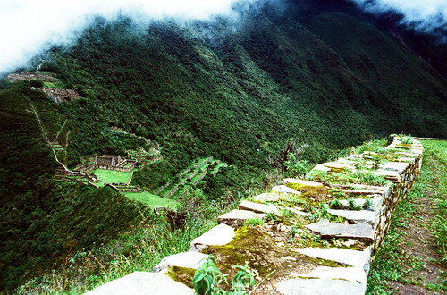 Choquequirao, main site
