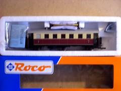 Roco 44861 (Roco-Clubber) Tags: 2 bayern ebay forsale sale models ii ho roco modelleisenbahn verkauf beiwagen modelrailway drg modellbahn triebzug
