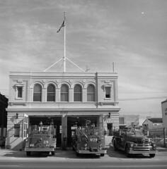 Fire Station 29 Feb 3, 1970