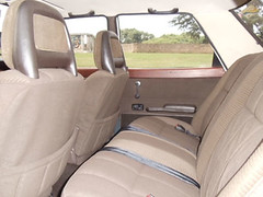Argentine Taunus TC3 Ghia trim. (Ale06.6) Tags: classic argentina beige gt trim coupe clasico fastback youngtimer fordtaunus tapizado
