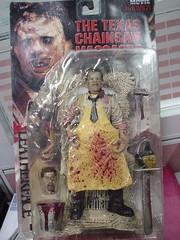 Movie Maniacs - Leatherface (giraldi26) Tags: toy leatherface fantasy figure mcfarlane moviemaniacs