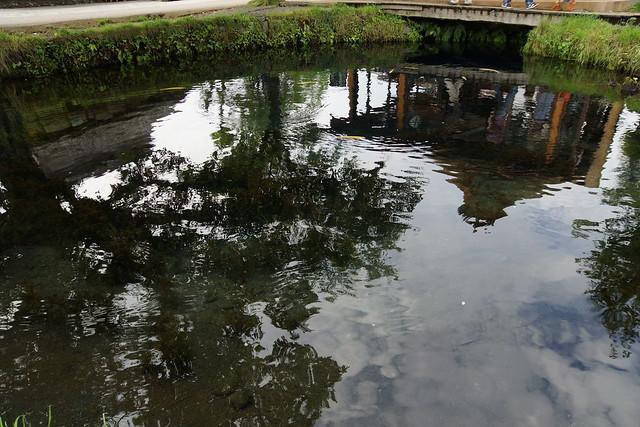 忍野八海 涌池 Oshino Hakkai Waku Pond