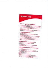 Airtel Money Kenya Tariff Guide_Page_2