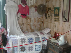 Red Onion Brothel Bedroom (jimmywayne) Tags: alaska historic skagway saloon goldrush brothel redonion municipalityofskagwayborough