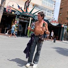 My weapons (Julio Lpez Saguar) Tags: summer espaa hot spain holidays alicante verano vacaciones benidorm calor alacant pasvalenciano juliolpezsaguar