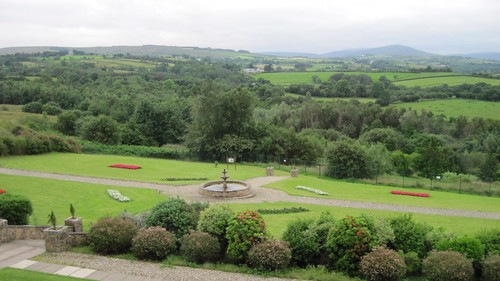 Gardens of Dungiven Castle, North Ireland