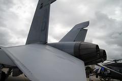 F/A-18 Tail