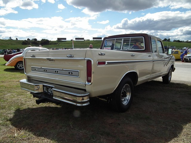 new ford wales ranger south pickup nsw 1978 2012 supercab xlt f250 allfordday