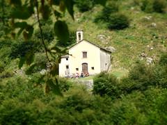 Santa Cristina (sandra_simonetti88) Tags: lozio sommaprada chiesettadimontagna church littlechurch religion religione vallecamonica valcamonica montagna mountains