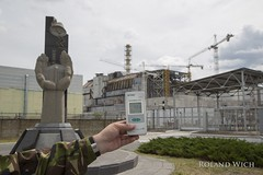 Chernobyl | Чорнобиль (Rolandito.) Tags: ukraine chernobyl tschernobyl reaktor reactor exclusion zone sarkophag україна чорнобиль sarcophagus shelter object