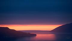 last-sun (deetay26) Tags: midnightsun sunset fjord kirkenes finnmark norway north autumn fall nikon d610