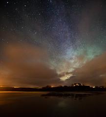 Island Skies (Impact Imagz) Tags: aurora auroraborealis milkyway stars nightsky nightphotography night nightscape nightskies nightshot island scottishislands westernisles isleoflewis outerhebrides gress gressbeach gresslodge sand sea seascape seashore seascapes