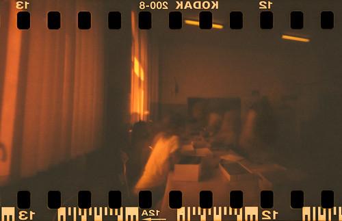 Laboratorio di fotografia stenopeica (pinhole)