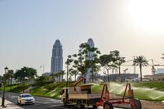 The Pearl-Qatar (jbdodane) Tags: thepearl thepearlqatar doha middleeast qatar skyscraper