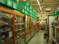 Peterson's Hardware (mattheuxphoto) Tags: petersonshardware hardwarestore history lemont lemontillinois historicstore historiclemont oldstore junkstore illinois cookcounty