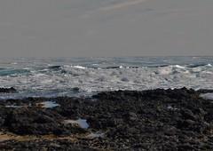 The sea (EdgarJa) Tags: sea meer atlantik atlantic water spain canarias fuerteventura brandung surf playa strand waves wellen oleaje corallejo kanaren