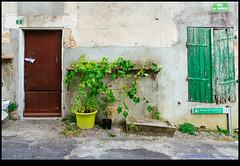 160709-9645-XM1.jpg (hopeless128) Tags: france eurotrip 2016 door wall shutters verteuilsurcharente aquitainelimousinpoitoucharen aquitainelimousinpoitoucharentes fr
