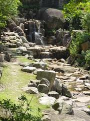 The 'natural' stream (Stop carbon pollution) Tags: japan  honshuu  hiroshimaken  miyajima