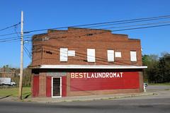 Best Laundromat (jschumacher) Tags: virginia petersburg petersburgvirginia building laundromat