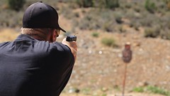 Image6 (RED ROCKS MEDIA) Tags: guns range pistol 9mm utah glock rsr targets