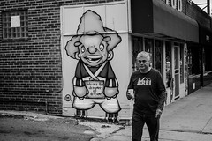 dreamer of dreams (jeff_tidwell) Tags: street streetphotography streetphoto art blackandwhite bw candid denver