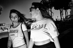 Friday's coming. (Baz 120) Tags: candid candidstreet candidportrait city candidface candidphotography contrast street streetphoto streetcandid streetphotography streetphotograph streetportrait monochrome monotone mono blackandwhite bw urban noiretblanc voigtlandercolorskopar21mmf40 streetfaces life leicam8 leica primelens portrait people unposed europe italy italia girl grittystreetphotography rome roma romepeople romecandid romestreets faces flash flashstreetphotography decisivemoment strangers