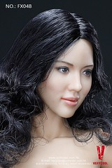 VERYCOOL TOYS VCF-X04 Asian Female Body Set - B5 (Lord Dragon ) Tags: 16scale 12inscale onesixthscale actionfigure doll hot toys verycool female