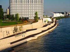 P8270606 (zhiva_ska) Tags: basel rhein switzerland rhy wasser colours water city urban industrial photgraphy