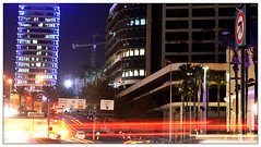 Night shot of Beirut streets (Mohamed Essa) Tags: country lebanon beirut levant middle east north africa