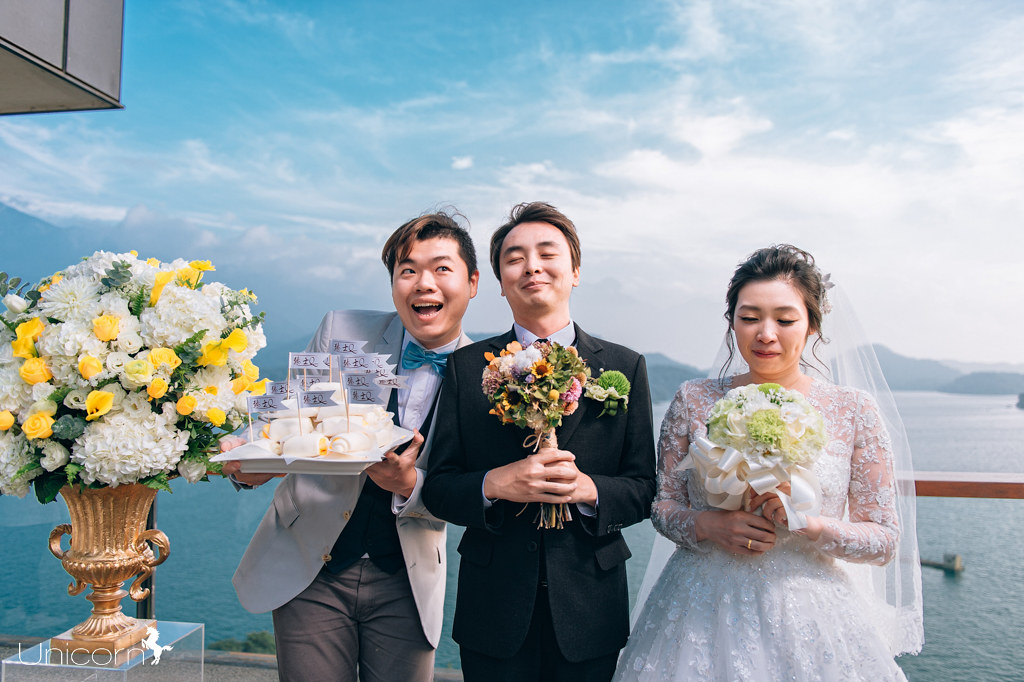 《婚攝加菲》Edwin & Amier / 涵碧樓