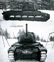 "Matilda with 76mm cannon (Soviet version) • <a style=""font-size:0.8em;"" href=""http://www.flickr.com/photos/81723459@N04/29653896952/"" target=""_blank"">View on Flickr</a>"