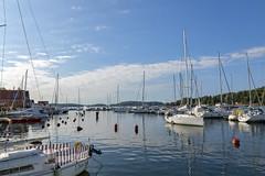 Serenity during regatta, Son, Norway (Ingunn Eriksen) Tags: marina oslofiord son vestby akershus sailboat sailyacht serenity