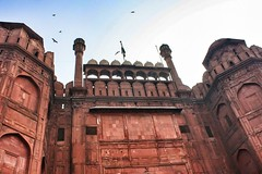 Red Fort (Shreya's Labyrinth) Tags: delhi india redfort monument
