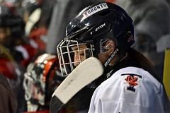 UNIVERSITY OF TORONTO VARSITY BLUES WOMEN'S HOCKEY CLUB vs NORTHEASTERN (alexanderrmarkovic) Tags: university of toronto varsity blues womens hockey club vs northeastern