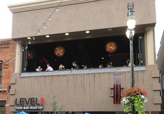 Greektown, Detroit, MI (Hear and Their) Tags: greektown pegasus restaurant detroit michigan