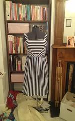 Tabatha's Colette Hazel dress (Thread Carefully) Tags: handmade sewing patterns homemade hazel colette dressmaking