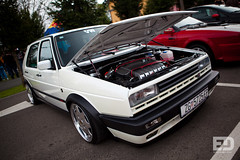 """Golf Mk2 VR6 • <a style=""""font-size:0.8em;"""" href=""""http://www.flickr.com/photos/54523206@N03/7105900043/"""" target=""""_blank"""">View on Flickr</a>"""