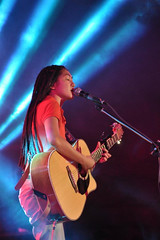 dreadlocks princess concert for the youth (vaneinfantine1) Tags: vanessa music dreadlocks princess guitar dreads leyte tacloban vallejos infinitv