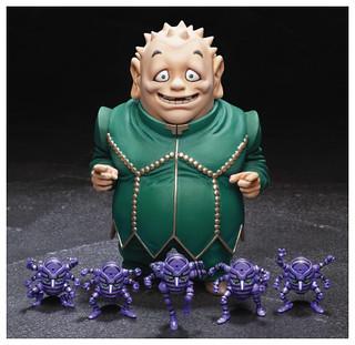 雕像傳說 - JOJO冒險野郎第四部:胖重2次色