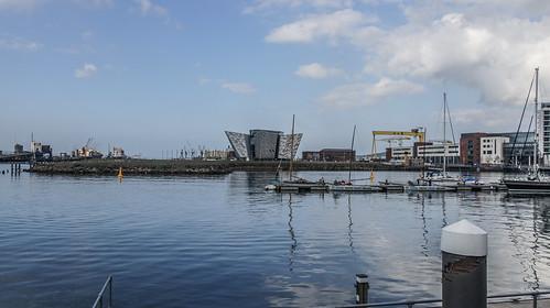 Titanic Quarter In Belfast